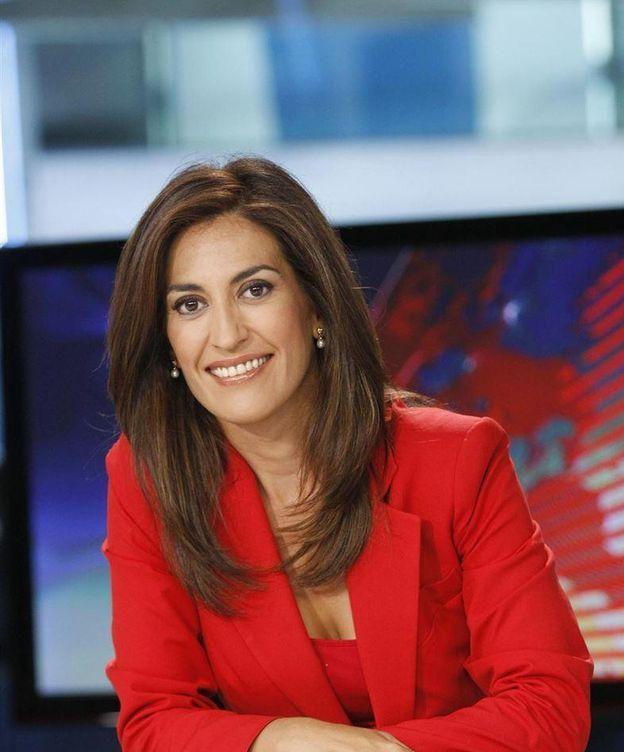 Foto: Ana Samboal, presentadora de 'Diario de la noche'. (EC)
