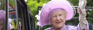 Foto: Las cartas de la Reina Madre a Jorge VI: Nadie tiene que saberlo