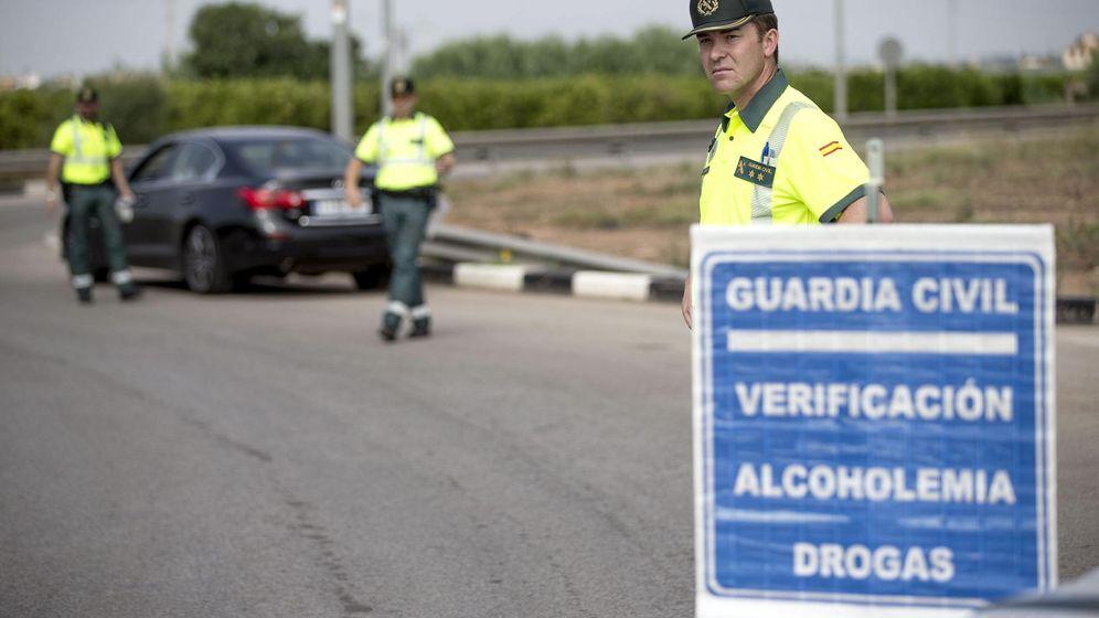 Foto: Campaña de la DGT contra el uso de drogas y alcohol. (EFE)