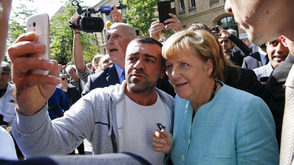 La generosidad de Alemania tiene truco: o refugiados o el desastre