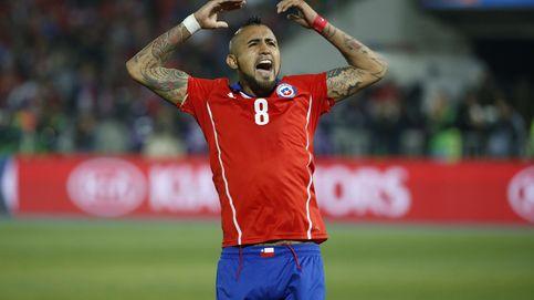 Arturo Vidal habría sido expulsado de su selección por una nueva borrachera