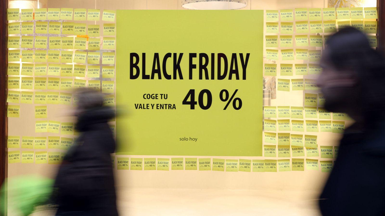 Foto: Cuándo es el Black Friday: todo lo que debes saber para no perderte las mejores ofertas