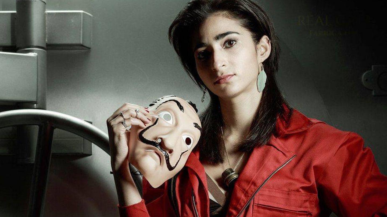 Alba Flores es Nairobi en 'La casa de papel'. (Netflix)