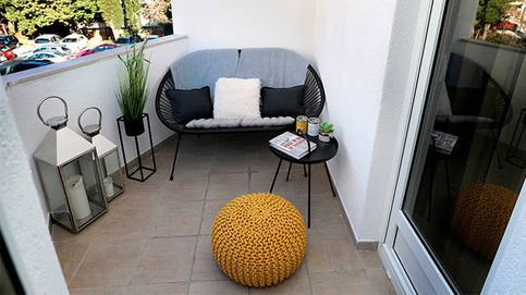 Cinco ideas para convertir un balcón estrecho en una terraza