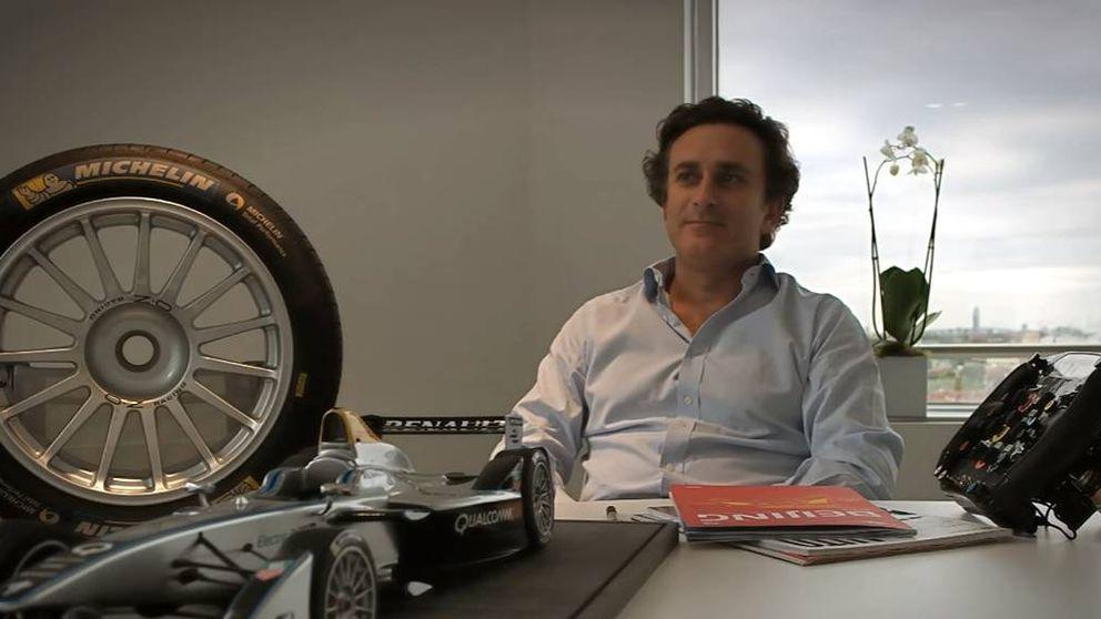 Agag y un porqué del éxito en la Fórmula E: Aprendí de Ecclestone