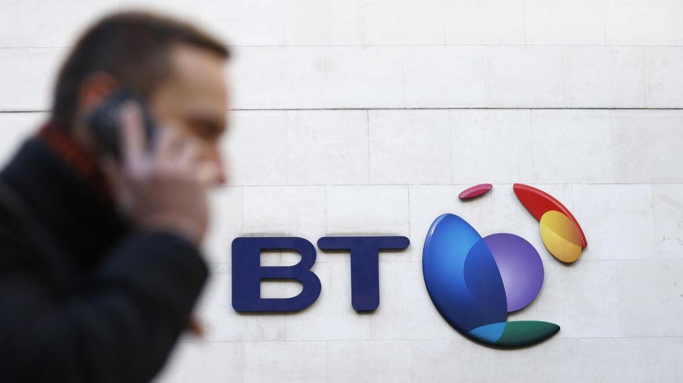 Foto: BT es la compañía de telecomunicaciones más grande de Reino Unido. (Reuters)