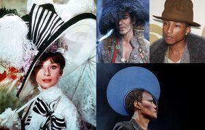 Los 10 sombreros más icónicos de la historia de la moda