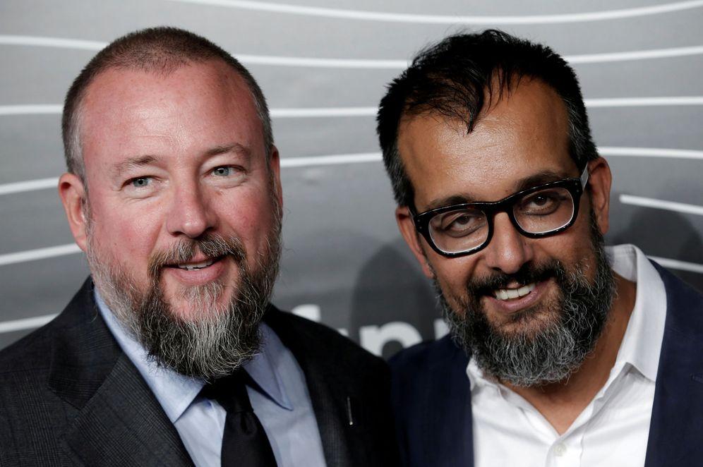 Foto: Shane Smith y S. Alvi, fundadores de VICE (Reuters)