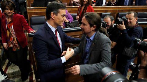 Sánchez e Iglesias pactan el modelo laboral pero siguen lejos en pensiones