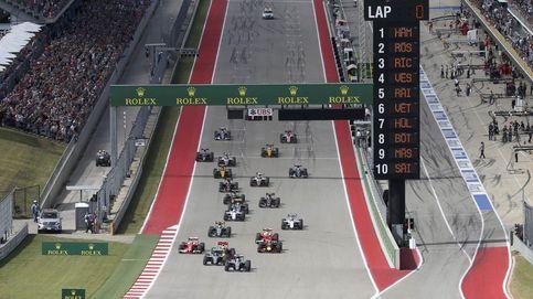 Horarios y televisión del Gran Premio de Estados Unidos de Fórmula 1