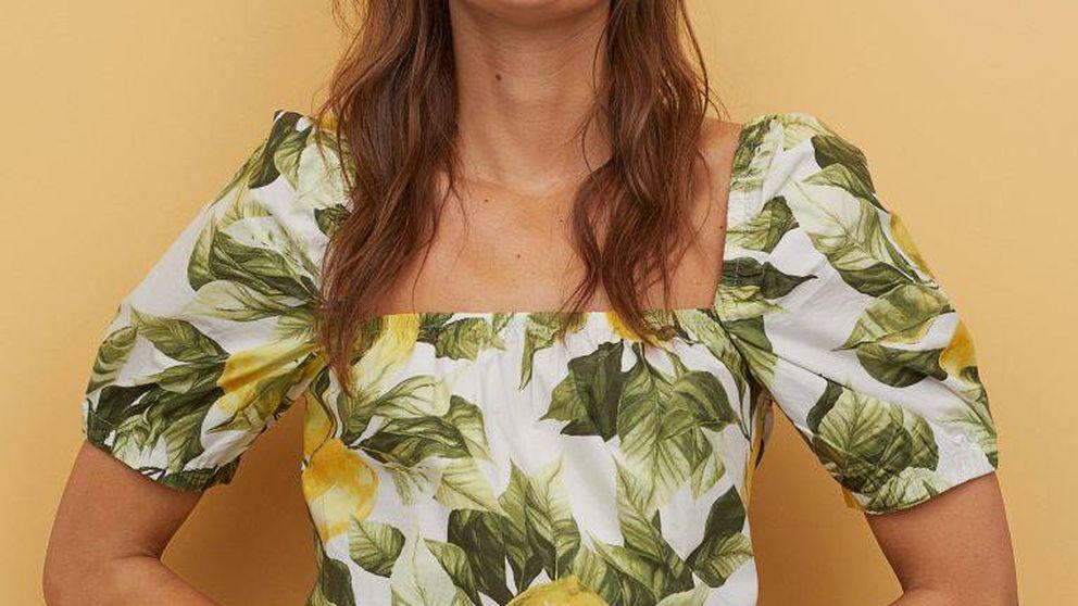 H&M y su nueva colección llena de limones tiene las prendas perfectas para conquistar la calle