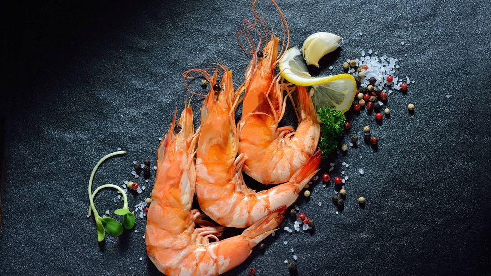 Receta gourmet: gambones al horno con ajo, perejil y AOVE