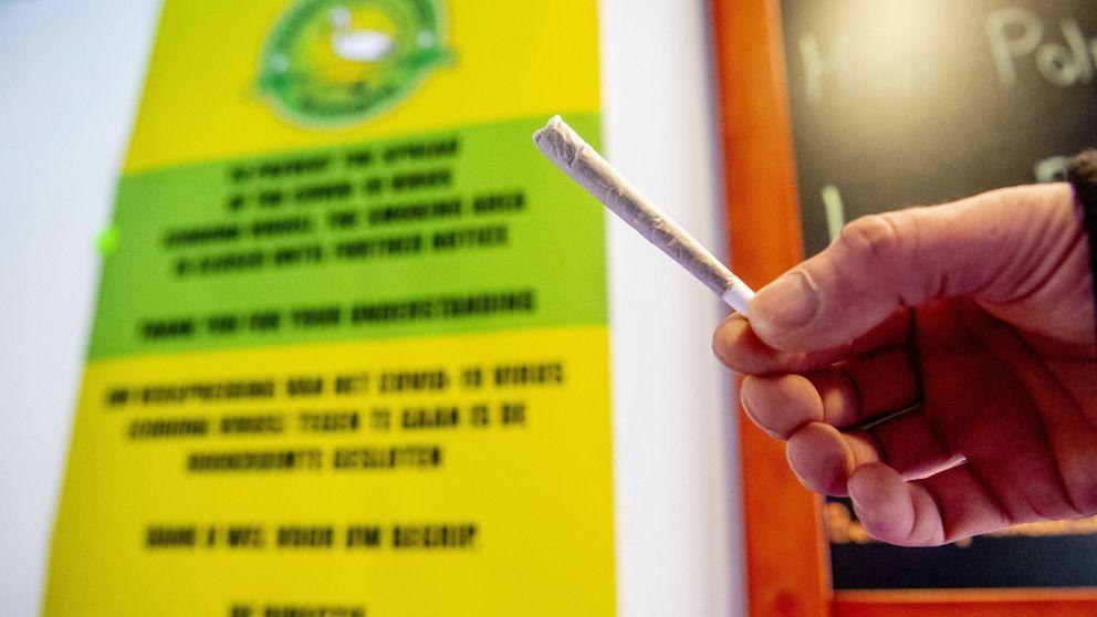Holanda cierra los coffee shops pero reabren por la alta demanda de marihuana