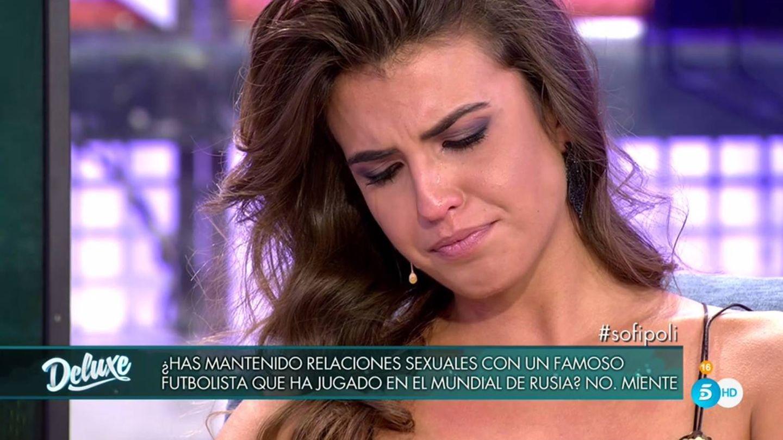Sofía Suescun, en 'Sábado Deluxe'.
