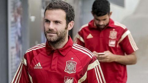 El brillo de Mata, los goles de Morata y los líos de Costa agitan la lista de Del Bosque