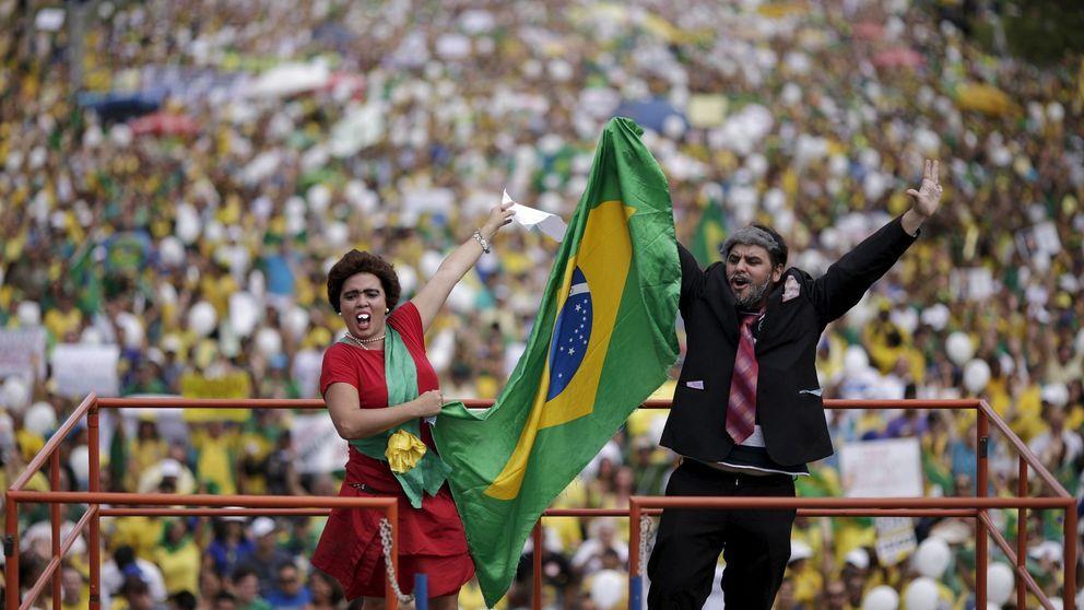 Rousseff nombra ministro a Lula para blindarle ante el caso Petrobras
