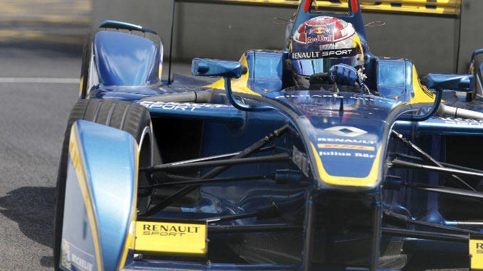 Buemi vence en Londres y Piquet puede ganar la Fórmula E este domingo
