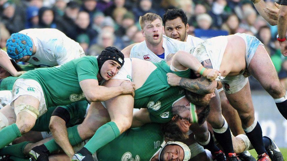 El Seis Naciones, para Irlanda o Inglaterra... si Italia evita otro ridículo
