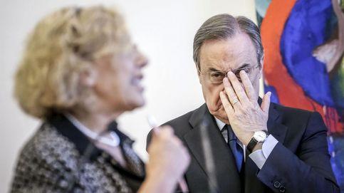 A Manuela Carmena no le gusta el fútbol... y a Rafa Benítez, tampoco