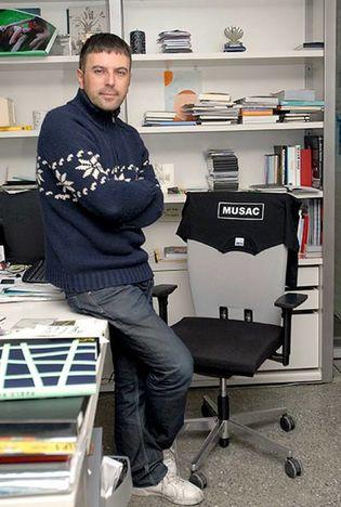 Foto: El nuevo director del MUSAC es una vergüenza para la profesión