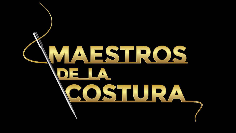 Logotipo provisional de 'Maestros de la costura'. (TVE)