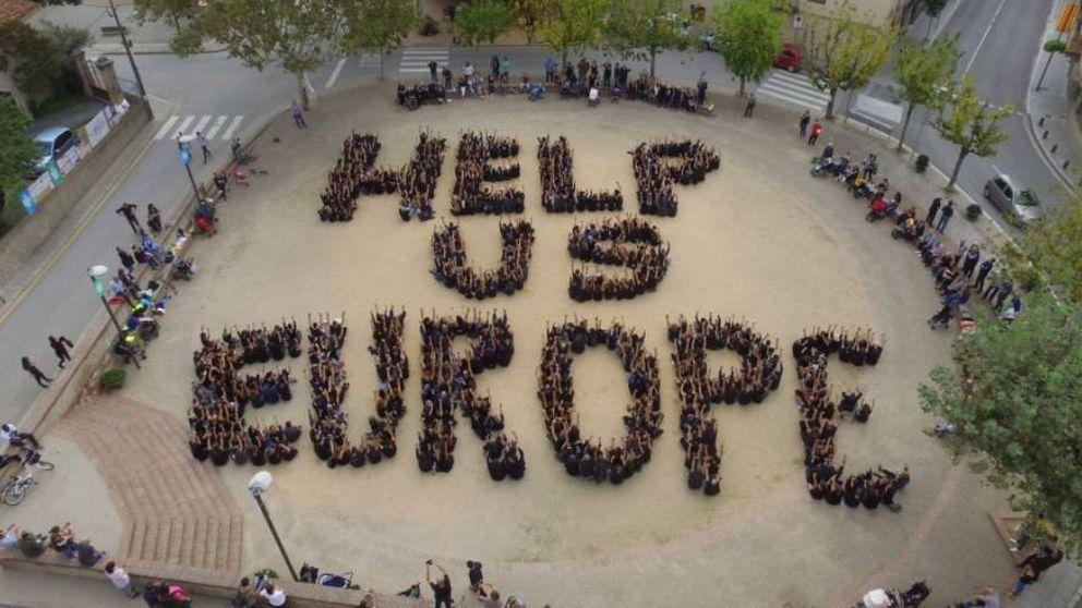 La huelga general de Cataluña, en imágenes: del cierre de La Boquería a los piquetes en Gran Vía