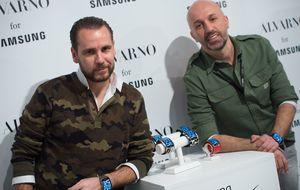 Hablamos con Alvarno, creadores de una exclusiva edición del brazalete Gear S de Samsung