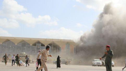 22 muertos en un atentado contra el nuevo Gobierno de Yemen en el aeropuerto de Adén