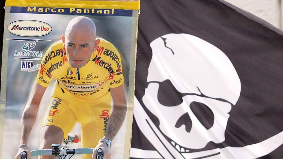 Giro al caso de Pantani: las heridas en su cuerpo fueron autoinfligidas