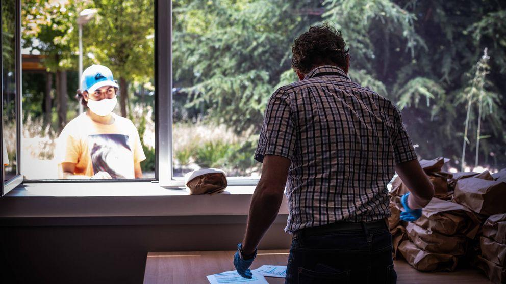Los servicios sociales, la nueva UCI: A por comida viene gente como tú y yo