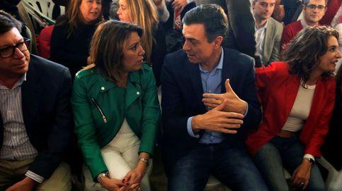 Pedro Sánchez ordena el desembarco de ministros en Andalucía