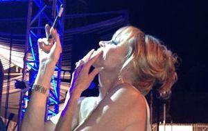 Melannie Griffith salva la Starlite Gala
