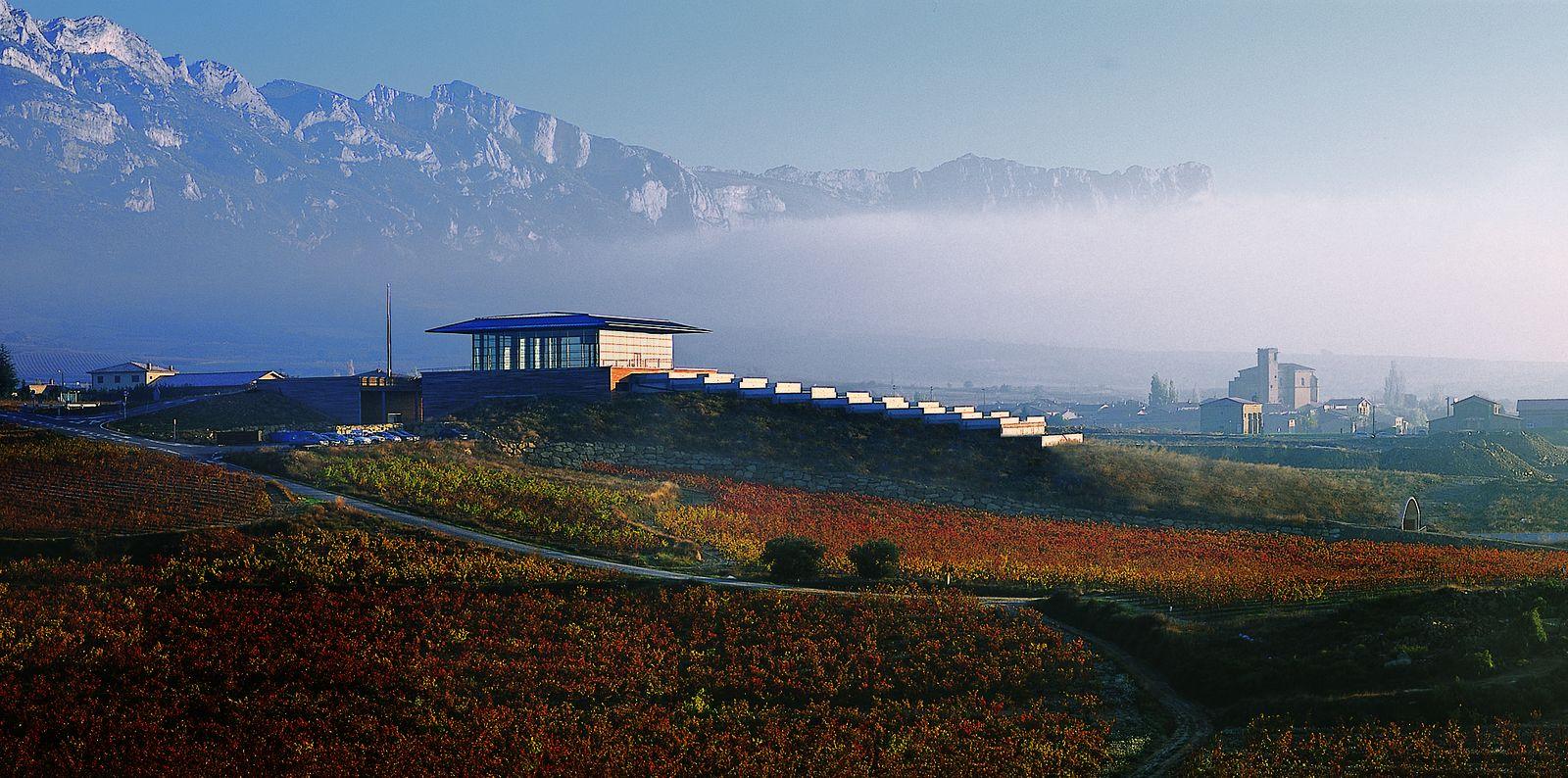 Foto: Bodegas Baigorri, La Rioja