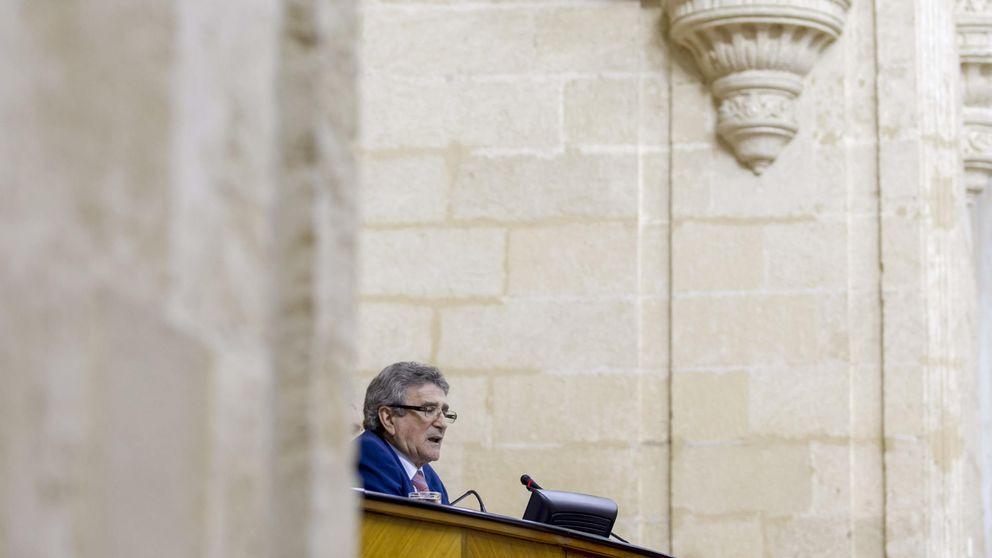 La guerra de Ferraz reabre las viejas heridas del socialismo andaluz