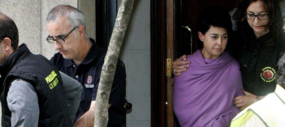 Foto: Alfonso Basterra y Rosario Porto, padres de Asunta (Efe)