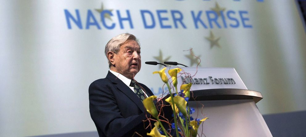 Foto: El multimillonario estadounidense de origen húngaro George Soros. (EFE)