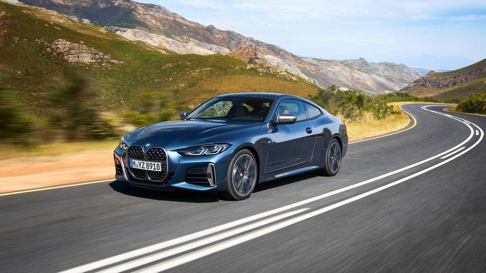 El espectacular diseño del BMW Serie 4, más deportivo y diferenciado que su antecesor