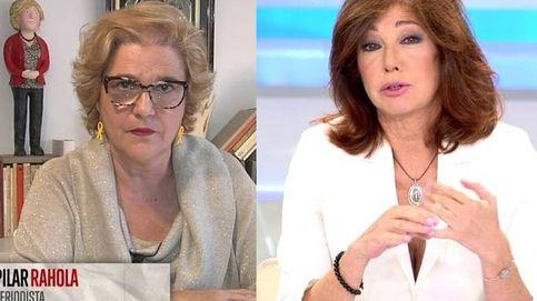 Pilar Rahola salta al cuello de Ana Rosa Quintana: Hace aquelarres