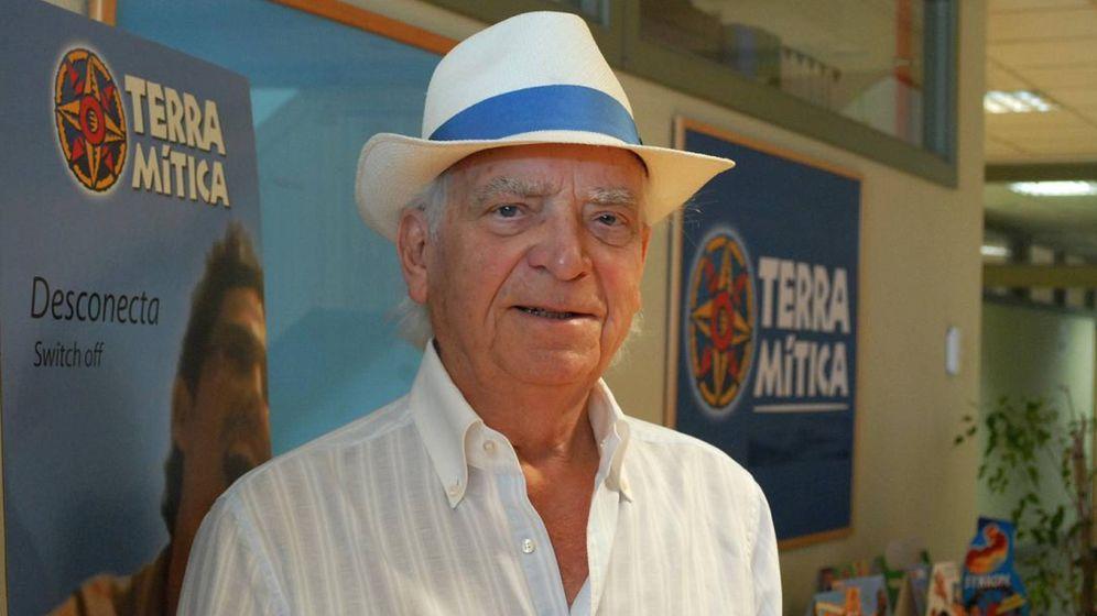 Foto: George Santamaría, accionista de la francesa Bally France y dueño de Aqualandia y Terra Mítica.