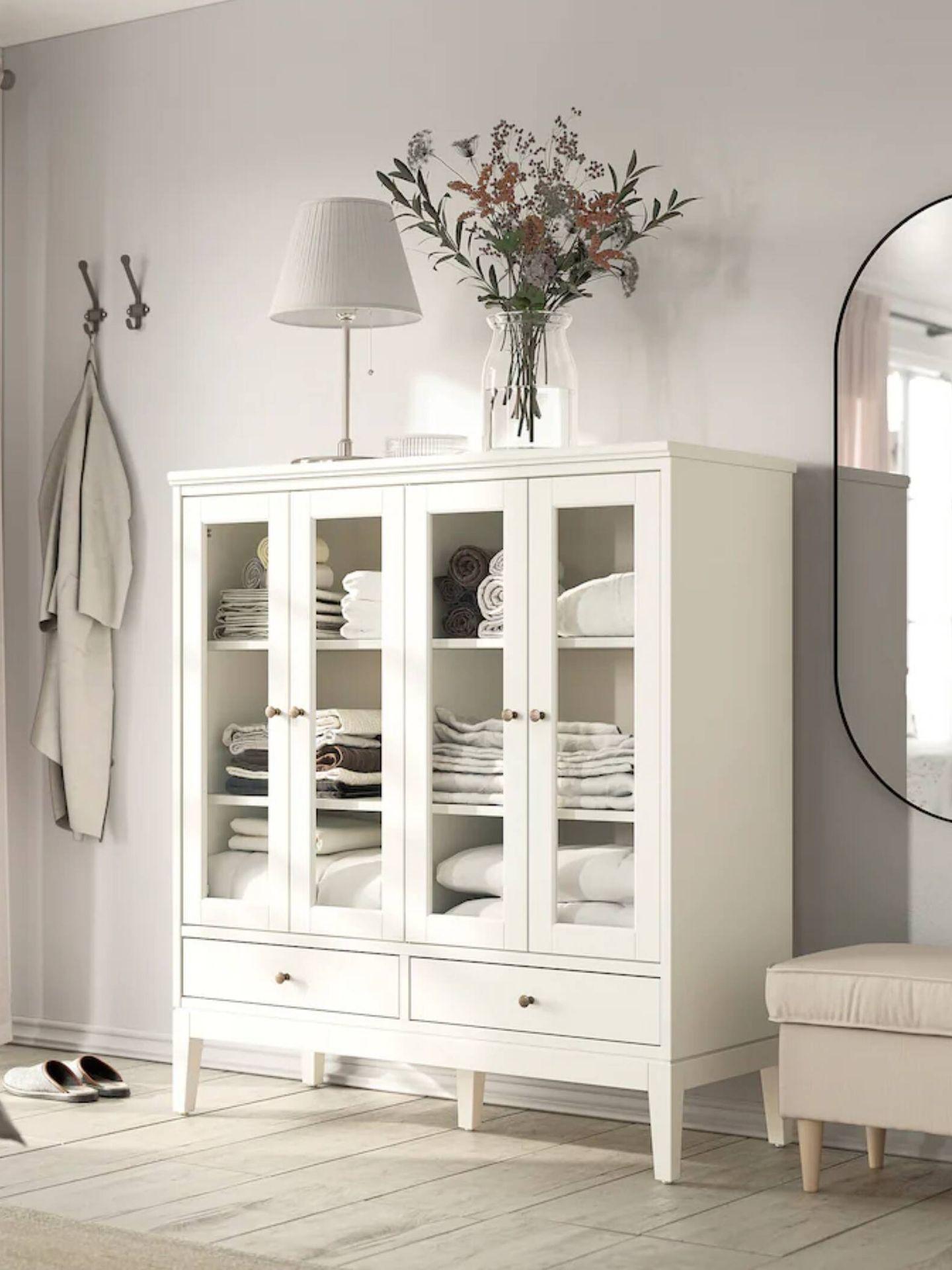 El nuevo mueble de Ikea es ideal para toda la casa. (Cortesía)