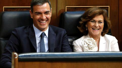 La investidura de Pedro Sánchez, en directo |  Unidas Podemos se abstendrá