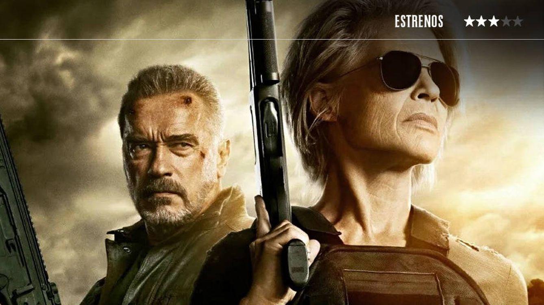 Foto: 'Terminator: destino oscuro'.
