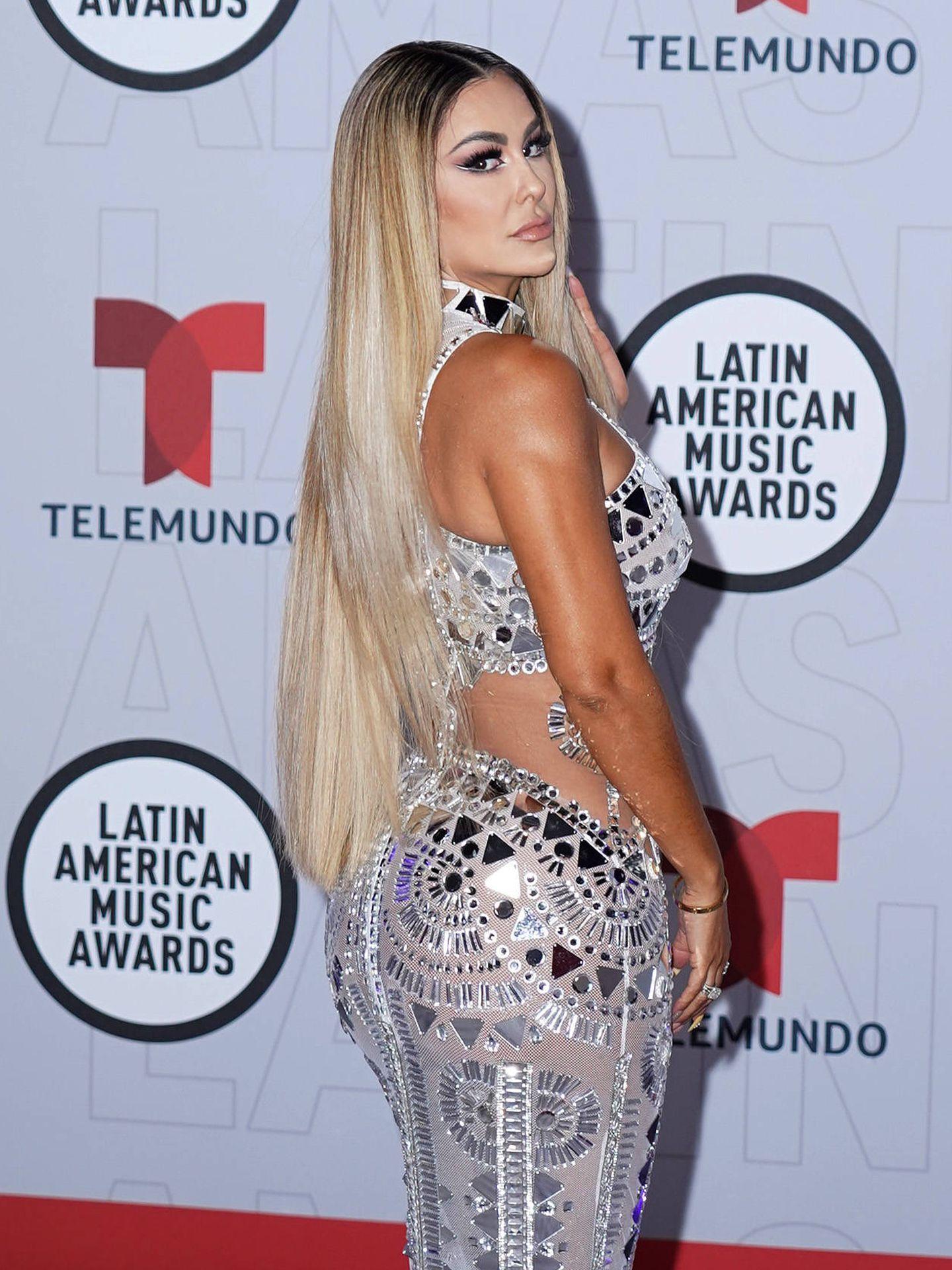 Ninel Conde, en los Latin American Music Awards. (Getty)