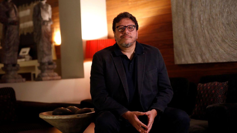 El escritor colombiano Santiago Gamboa (EFE)