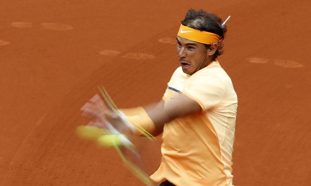 Foto: Con el torneo de Roma y Roland Garrós, llega la hora de la verdad para Rafa Nadal (EFE)