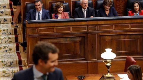 El PSOE fía el desbloqueo a la presión interna sobre Iglesias y del Ibex sobre el PP