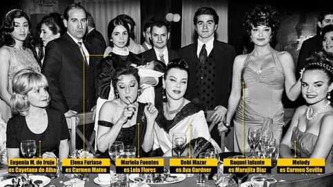 Llega 'Arde Madrid' de Paco León: quién es quién en la corte madrileña de Ava Gardner