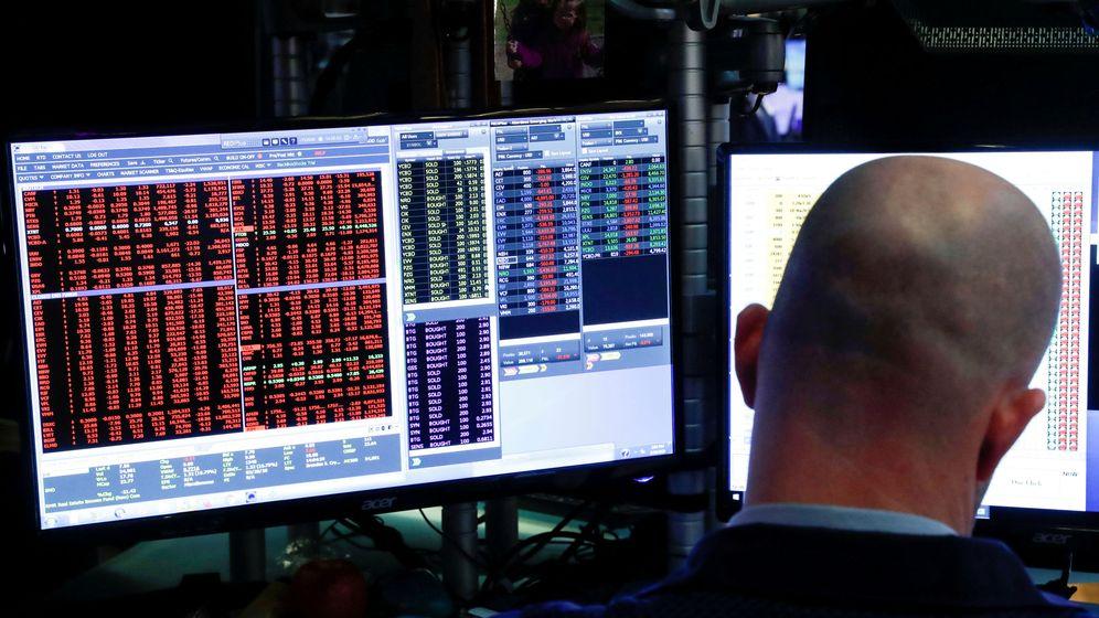 Foto: Trader de Wall Street