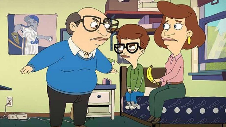 Padres que tampoco es que sean expertos en la materia. (Netflix)