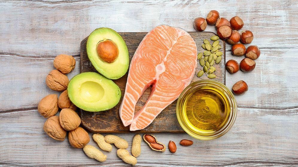 Foto: Alimentos ricos en omega 3. (iStock)